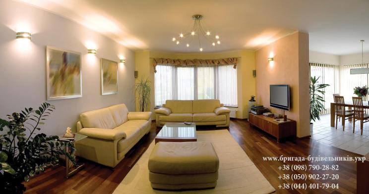 Капітальний ремонт квартири Київ ціна