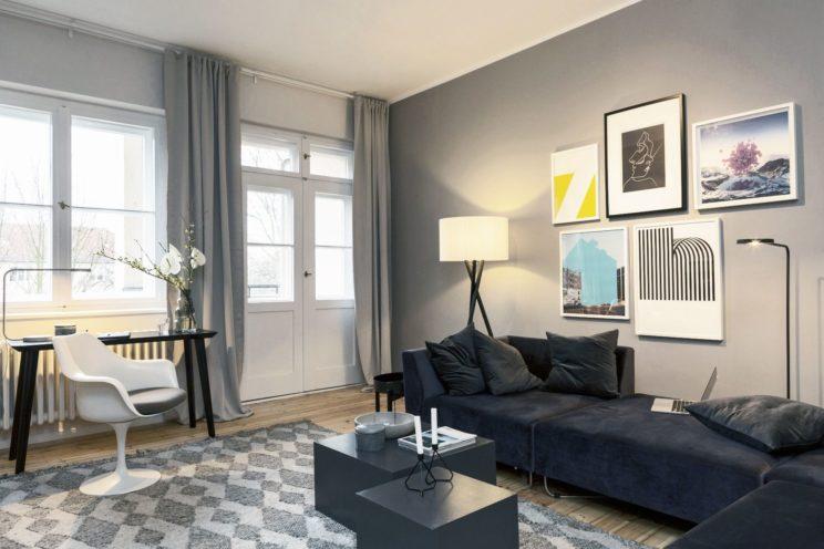 нова квартира в Німеччині 2019