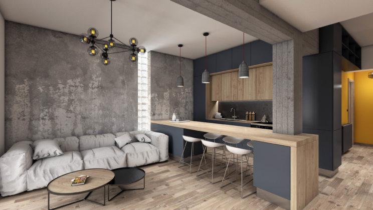 дизайн кухні в 2019
